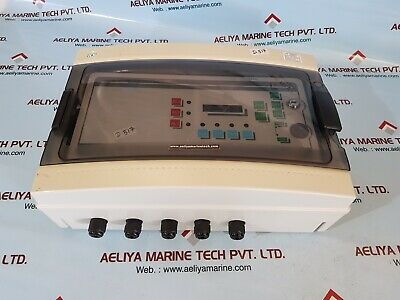 Sensitron stpl4+pl4+ gas control panel ip65