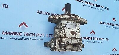 Parker pgp315 hydraulic pump 326-9210-074