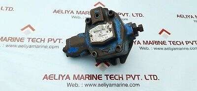 Yuken svpf-12-70-10h13 variable vane pump max.press.70 kgf/cm2