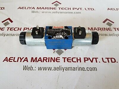 Rexroth r978017756 hydraulic directional control valve