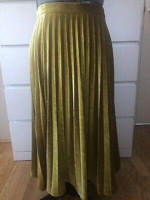Missguided Pleated Skirt Size 10