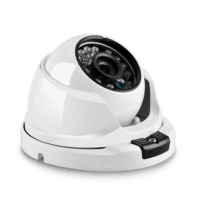 2MP 1080P Poe IP 24IR Dome Security Outdoor Vandalproof Surveillance Camera CCTV