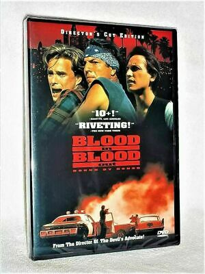 Blood In Blood Out DVD Brand New Free SHIPPING NOW
