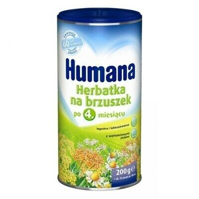 HUMANA Herbal tea for digestion for kids over 4 months 200 g