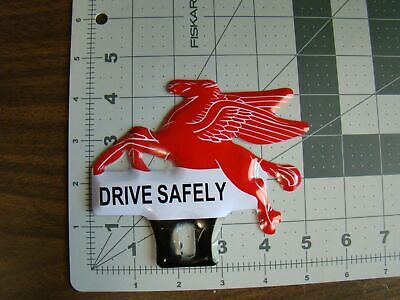 Pegasus license plate topper mobile flying horse topper mobil drive safely horse