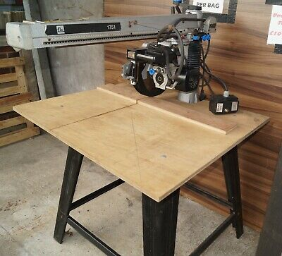 ELU RAS 1751 Radial Arm Saw *In good condition*
