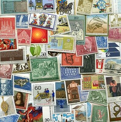 Germany - collection of 50+ unmounted mint stamps