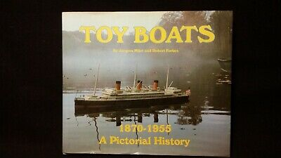 Toy Boats 1870-1955, Milet & Forbes, Buch