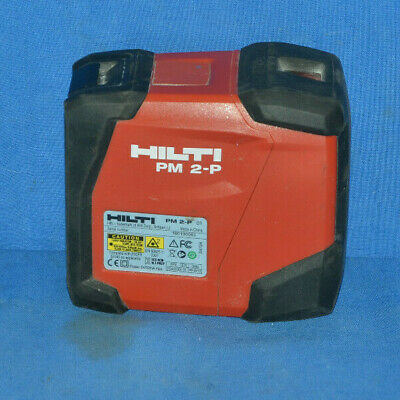 Hilti PM 2-P Two Point Self Leveling Laser Level