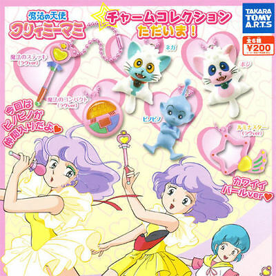 Anime Takara The Magic Angel Creamy Mami Acrylic Figure Stand Display 15cm Cute