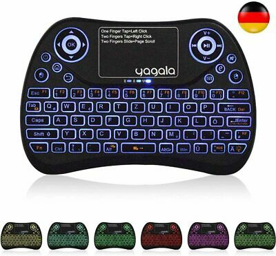 Remote Control with Rechargable Li-ion Battery for LG/55SM8500PLA 55 2.4GHz Mini Mobile Wireless Keyboard with Touchpad