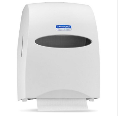 Kimberly-Clark Automatic Paper Towel Dispenser - H-3448W Uline Free Shipping