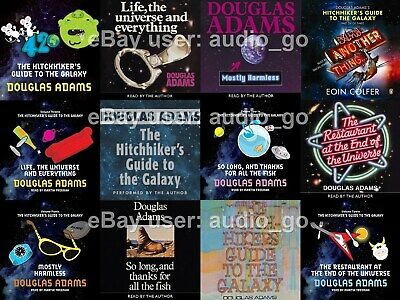 The Hitchhiker's Guide to the Galaxy Audiobooks