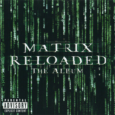 Various ‎–The Matrix Reloaded: The Album Label: Warner Sunset Records Format: CD