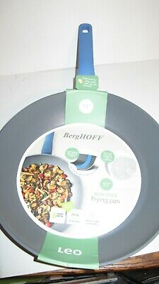 3 Pack BergHOFF Eurocast Non-stick Frying Pans 20,24,28 cm**FREE/&FAST DELIVERY**