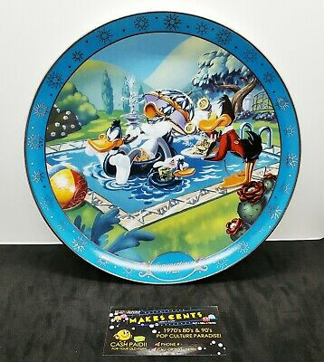 Warner Bros. Summertime Fun Limited Ed - Collectors Plate Daffy Duck 754 of 2500