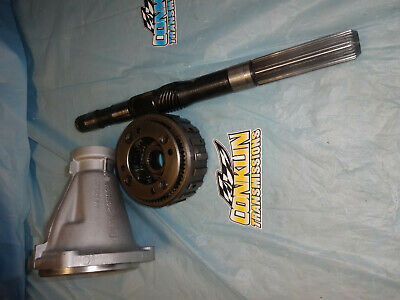 "Gm Th350 Turbo 350 6"" Tail Housing, Output Shaft, & Planetary Gear Set"