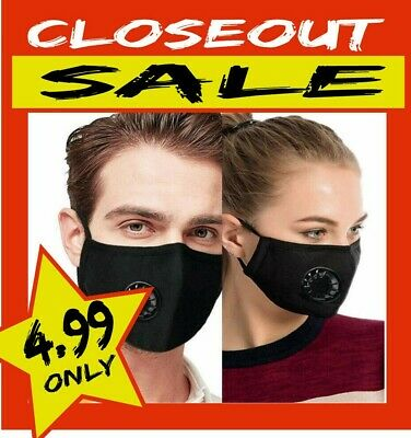 Filter Mask Protection Activated Carbon Mask Filter PM2.5 SHIP FROM USA
