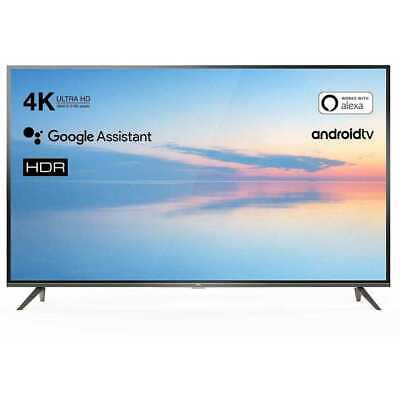 """TCL 65EP640 Tv LED 65"""" 4K Ultra HD HDR Smart Tv Android Tv Wifi classe A+ color"""