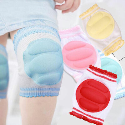 Baby Knee Pads Toddler Safety Crawling Anti-slip Elbow Protector Kid Cushion New