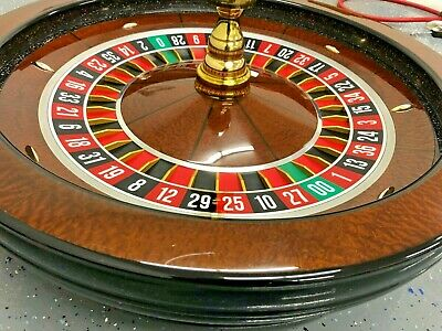 "Roulette Wheel 32"" Ctc Holdings #41012 (Rated 10)"
