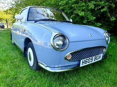 Nissan Figaro 1.0 Turbo Lapis Grey
