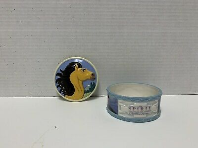 "Rare Breyer ""The Spirit"" Stallion Of The Cimmaron Collection Trinket Box"