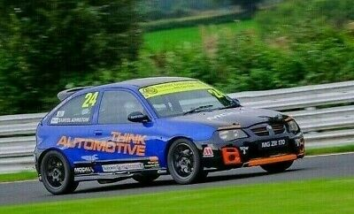 Mg zr 170 Race Car inc Spares and wets Ready to race in MGCC or convert to Rally