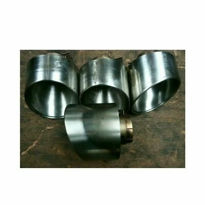Nissan R35 GTR Exhaust Tips (Set of 4)