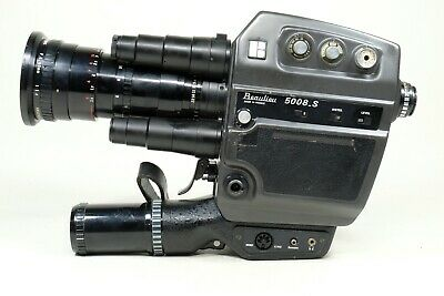 Beaulieu 5008S with Angenieux Zoom and EXTRAS PLEASE READ