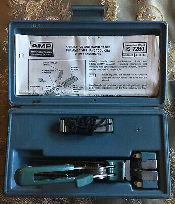 Amp Picabond Crimp Tool VS-3 # 230971