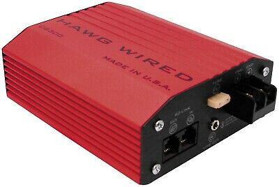 Hawg Wired CS300 Competition Series 300W Amplifier