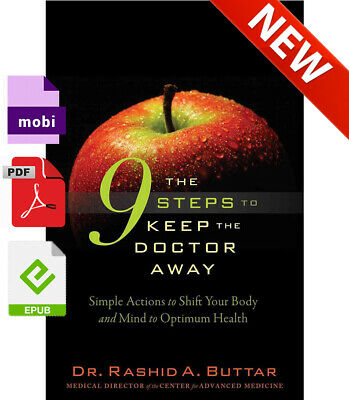 The 9 Steps to Keep the Doctor Away rashid buttar { e-воок / e-Vеrsioп } P.D.F✅