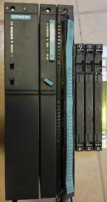 SIEMENS Simatic S7-400 CPU 416 + FM 452 + PSU + RACK