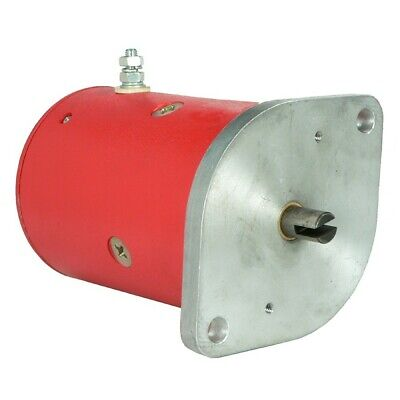 SNOW PLOW MOTOR for WESTERN 46-806, MEZ-7002 Slotted