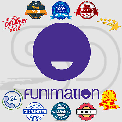 Funimation Premium Subscription Account 📺 Anime 😲 Lifetime Warranty ✔️ Instant