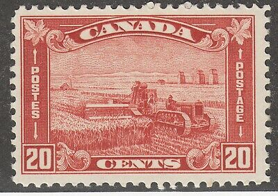 Canada 175 MNH KGV Arch/Leaf Issue Harvesting Wheat King George V