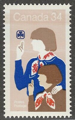 Canada MNH 1062 Doctor Blade + Ink Smear ErRoR VaRiEtY 2 Varieties on the stamp