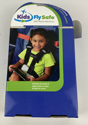Cares Kids Fly Safe Travel Airplane Safety Harness Only Harness