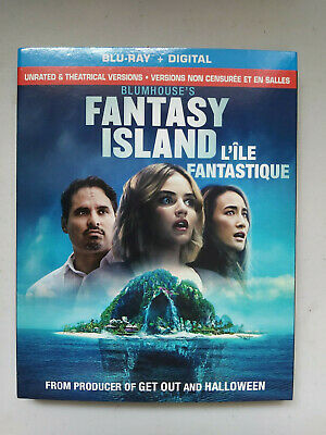 Fantasy Island - BLU RAY SIZE - SLIPCOVER ONLY - NO DISC