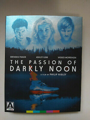 The Passion of Darkly Noon - BLU RAY SIZE - SLIPCOVER ONLY - NO DISC