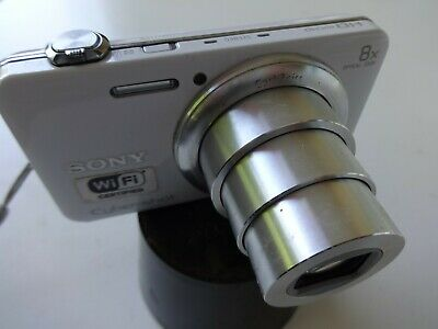 Digitalkamera Sony Cyber-Shot DSC-WX80 16,2 MP WiFi  Zeiss 8x opt. ZOOM Full HD