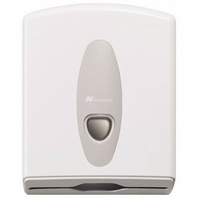 Folded Hand Towel Dispenser DCPHTW Northwood Genuine Top Quality Product New