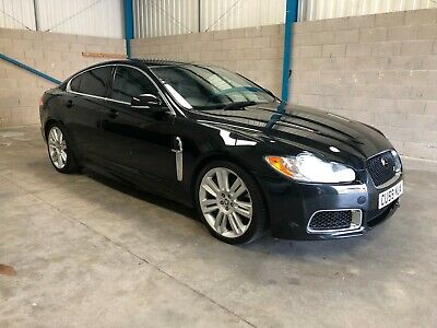 Jaguar XFR 5.0 supercharged V8