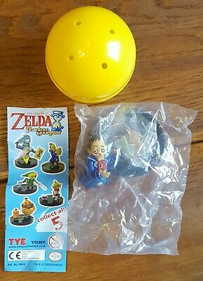 The Legend of Zelda Mystery Gacha Ball Link Mini Figure One Random