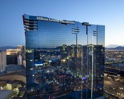 Hilton Grand Vacations  Elara 1,600 Annual Points Timeshare For Sale