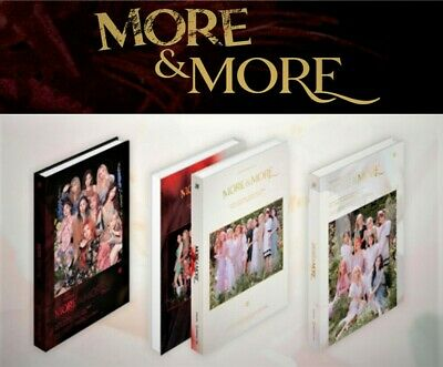 Twice More & More 9Th Mini Album + Preorder Benefits (+/- Poster) [Kpoppin Usa]