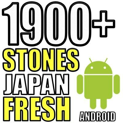 1900+ Stones JP Fresh Rank 1 - Android