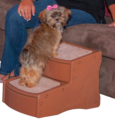 Pet Gear Easy Step II Pet Stairs, 2 Step for Cats/Dogs up to 75-pounds