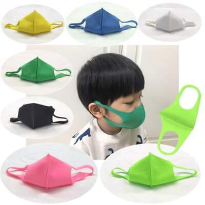 Reusable Light weight summer Fabric Mask/ US Shipping/ 7 Color / 4 Size